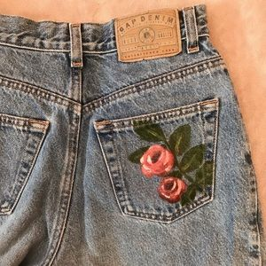 GAP Jeans - Vintage gap high waisted jeans